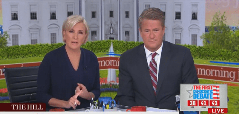 'Morning Joe': How Can Evangelicals Support Trump After 'Not My Type' Rape Comments?