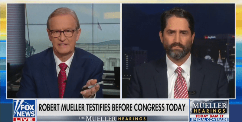 'Fox & Friends': Mueller Is 'Getting Older', Today's Hearings Could Be 'Exhausting'