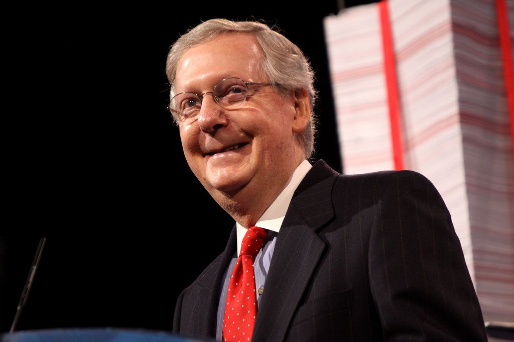Mitch McConnell's Slave-Owning Ancestors Could Complicate Reparations Debate