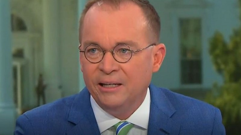 Mulvaney Dismisses President's Racist Tweets: 'Everything Donald Trump Says Is Offensive to Some People'