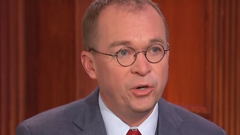 New Book Details Mick Mulvaney's Transformation from 'Principled Conservative' to Trump Enabler
