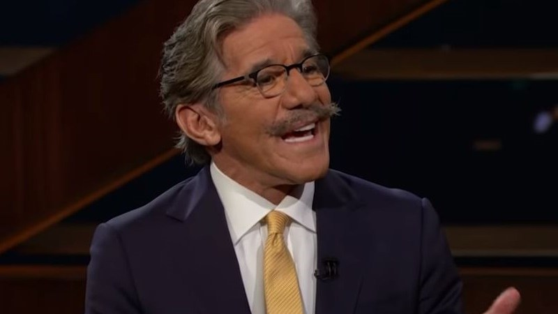Fox News' Geraldo Rivera Agrees That Trump's Critics Are Right That Trump's a Racist