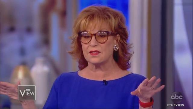 Joy Behar Pushes Back on Meghan McCain: Why Do You Believe Joe Biden But Not Al Franken?