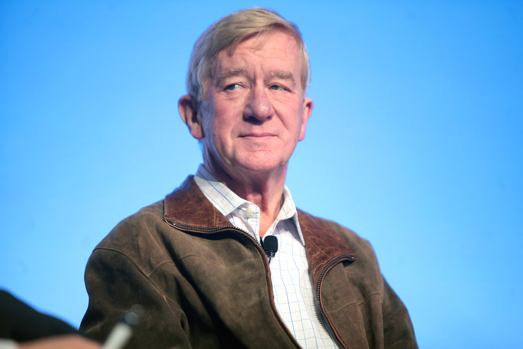 Bill Weld Calls Trump 'A Raging Racist' As He Tries To Challenge Him For GOP Nomination