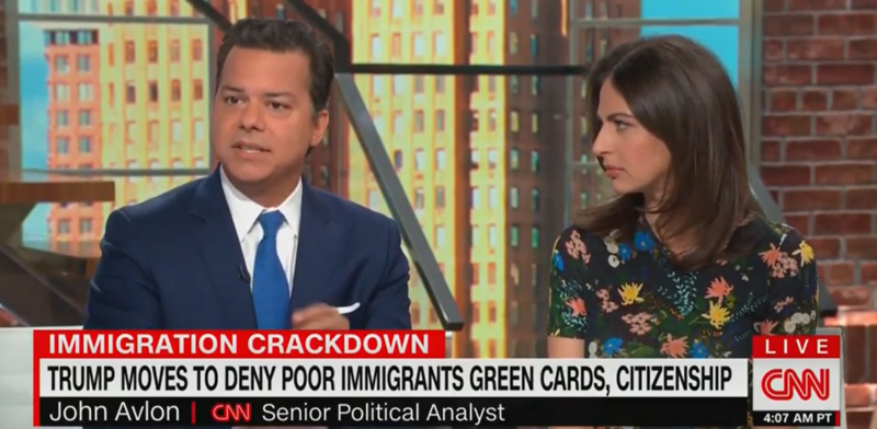 CNN Panel: Trump's Immigration Policy Is 'GTFO', Aimed At 'S-hole Countries'