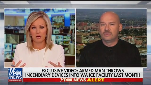 Fox Anchor Pushes Back When Guest Warns of 'Invasion' at Border: 'Obviously a Sensitive Issue'