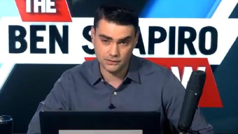 Ben Shapiro Actually Says No 'Single Major Republican Figure' Questioned Obama's Legitimacy