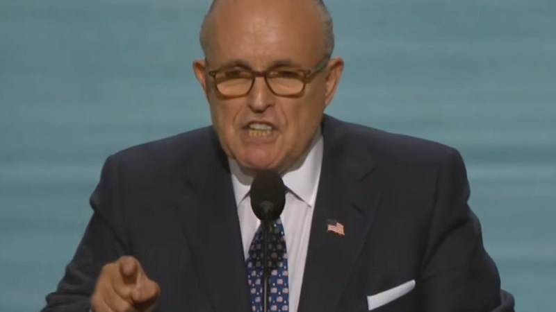 Rudy Giuliani Just Asking Questions That Happen to Lead Back to Seth Rich Conspiracy Theory