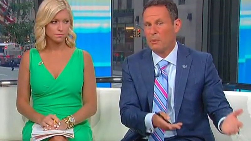 'Fox & Friends' Host Brian Kilmeade Embraces 'Invasion' as a 'Fact' After El Paso Shooter Uses Term