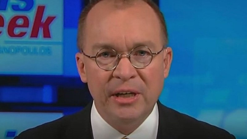 Mulvaney Dodges Questions About Trump's Racism to Accuse Beto O'Rourke of Politicizing El Paso Shooting