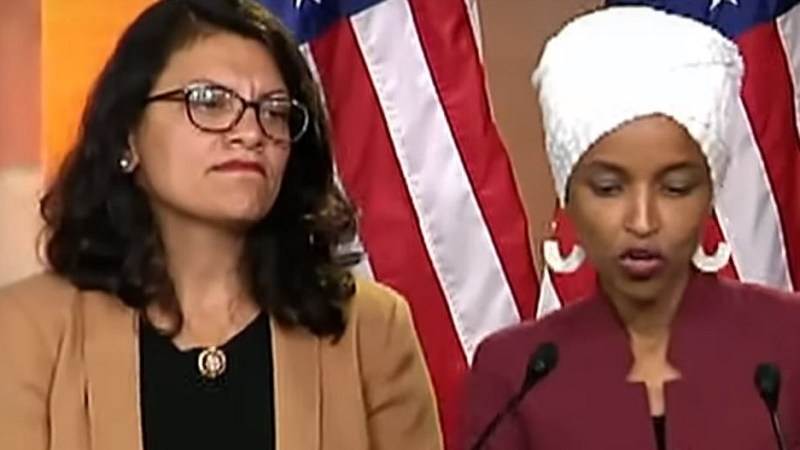 Israel Takes Trump's Advice to Bar Ilhan Omar and Rashida Tlaib from Visiting Country