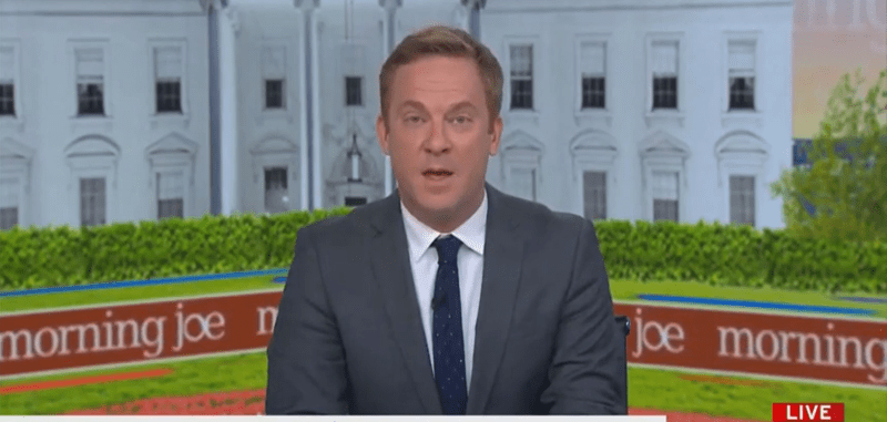 'Morning Joe' Guest: Trump Is 'Willing to Dance in the Fever Swamps' of Conspiracy Theories