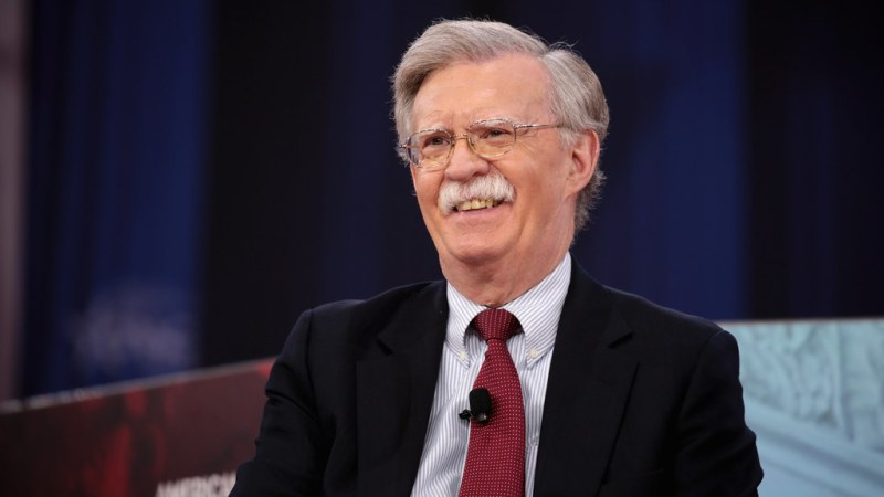 John Bolton Warned That 'Hand Grenade' Rudy Giuliani Was Running a 'Drug Deal' by Investigating Biden
