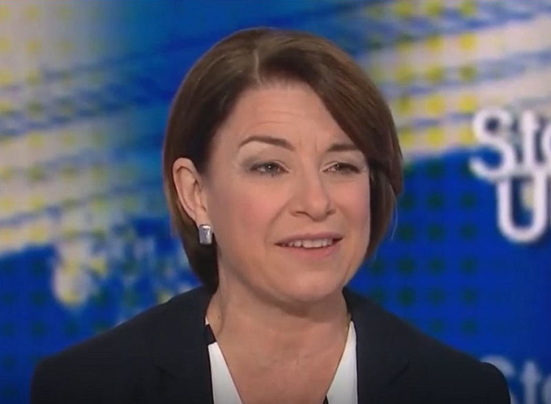 Klobuchar Slams Trump for Confusion Around Taliban Negotiations: He's Treating Foreign Policy Like a 'Game Show'