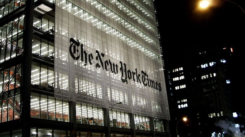 Trump to End Federal Agencies' Subscriptions to The Washington Post, New York Times