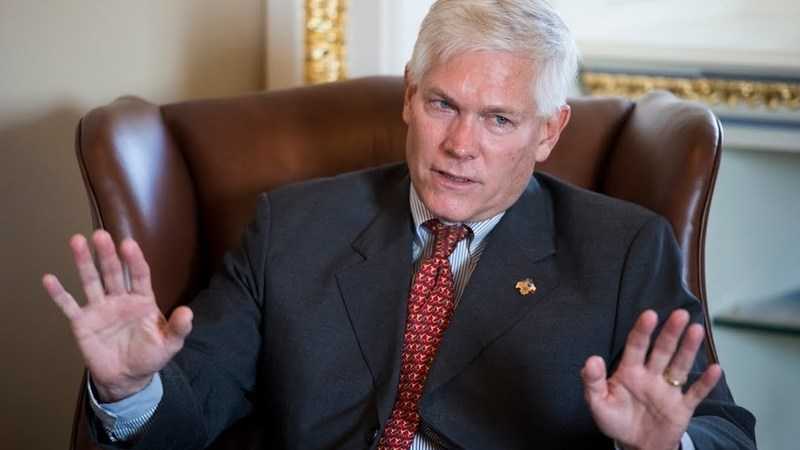 Former GOP Rep. Pete Sessions Identified as Congressman in Indictment of Giuliani's Ukraine Henchmen