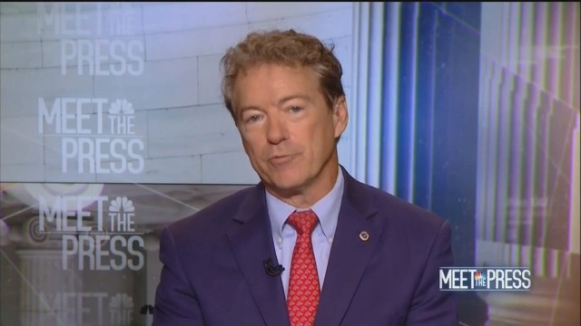 Rand Paul: Trump Sending Troops to Saudi Arabia 'Inconsistent' With Message of No More 'Endless Wars'