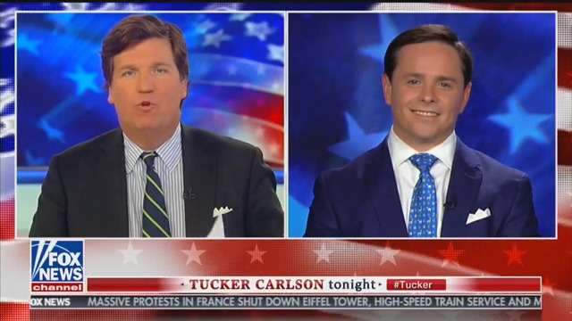 Tucker Carlson: We Shouldn't Be Sending Any Aid to Ukraine