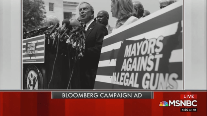 Bloomberg's Super Bowl Ad: 'Mike's Fighting for Every Child Because You Have A Right to Live'