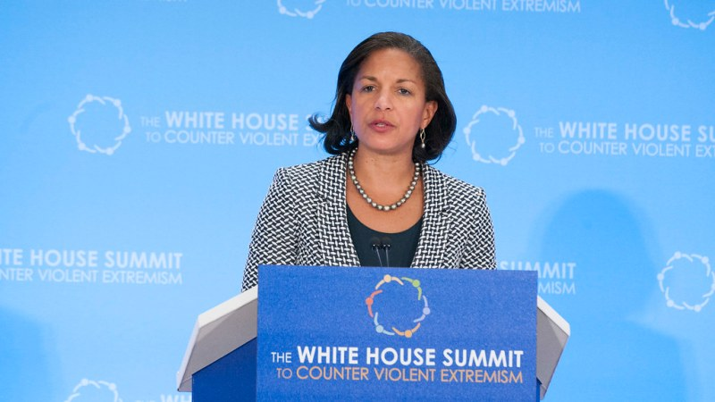 Susan Rice Confronts John Bolton in Person: Not Testifying Was 'Shamefully Violating the Oath'