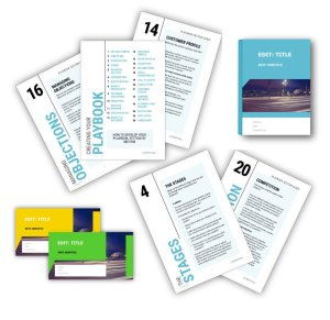 Sales Playbook Template Pack Overview