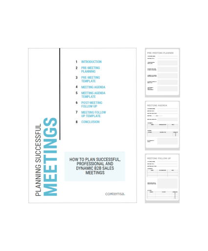 B2B Sales and Marketing Templates