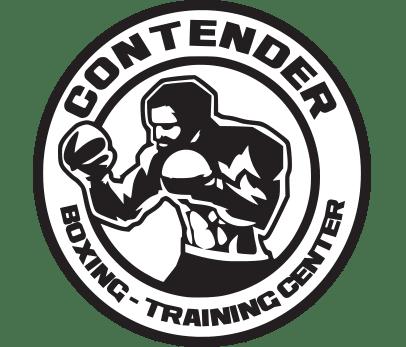 Logo de Contender grande