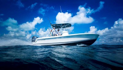 Contender S Center Console Family Fishing Boat