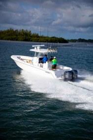 Contender Boats st running shots