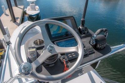 GregPoland Interior Best Center Console Contender Boats ST