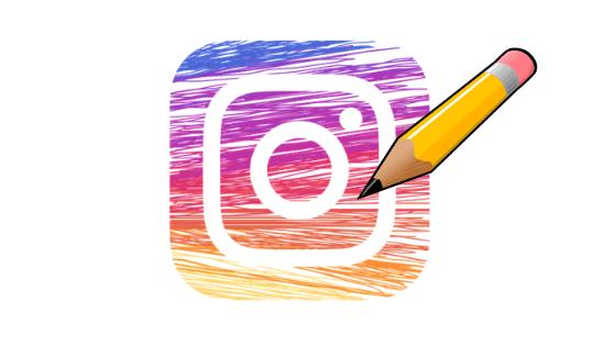 como hacer textos para instagram