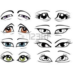 12485659-the-complete-set-of-the-drawn-eyes