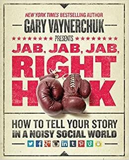 best marketing books - jab jab right hook