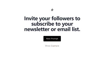 content ideas tool - whattotweet.com