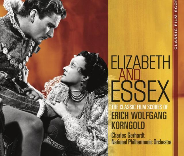 Main Title Escape In The Fog Love Scene Finale From The Sea Wolf  C B Charles Gerhardt National Philharmonic Orchestrafrom The Album Classic Film