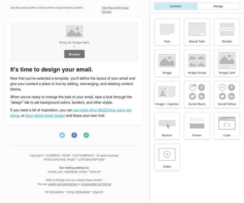 E-Mail-Marketing-Tools: Mailchimp