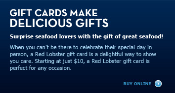 Gift Cards Make Delicious Gifts