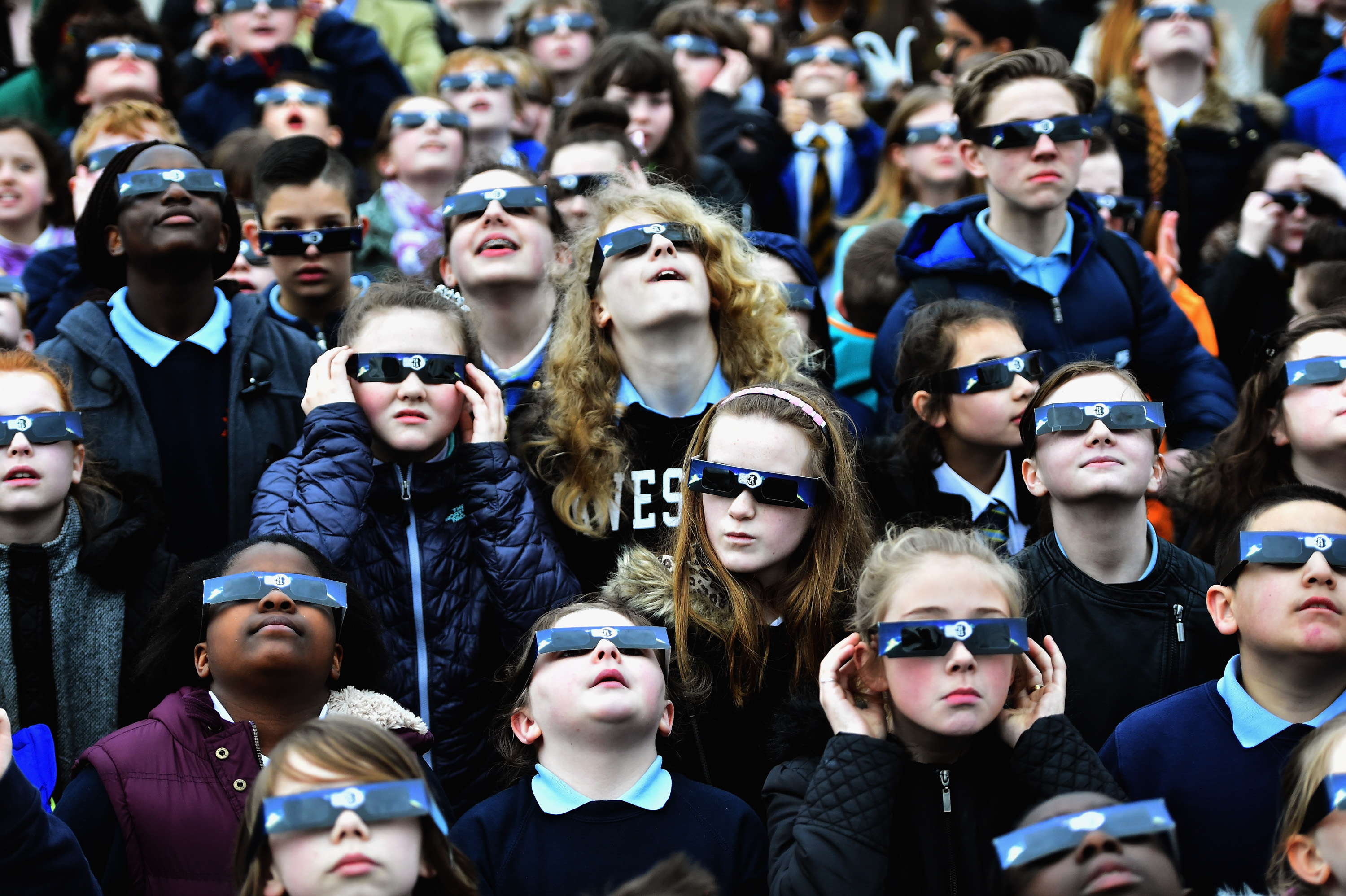 Why You Ll Have To Wear Those Cool Glasses To Watch The Eclipse