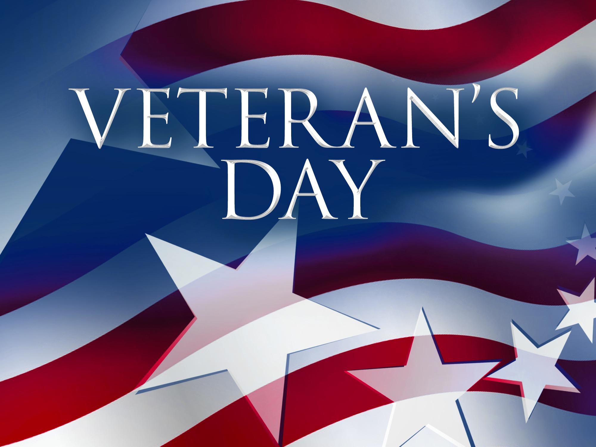 Veterans Day Freebies