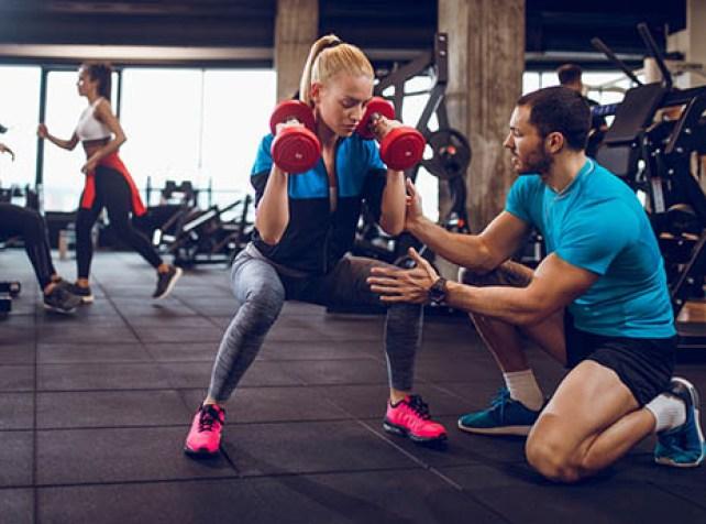 Bilderesultat for personal trainer
