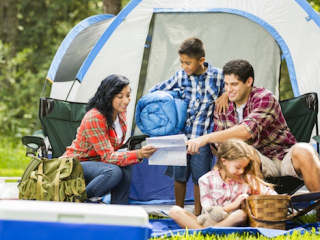 Image result for camping family