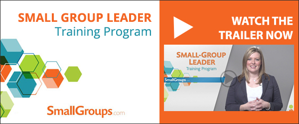 Small Group Leader Training Program