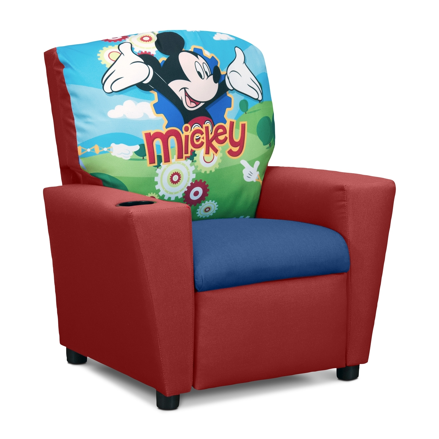 Mickey Mouse Child S Recliner