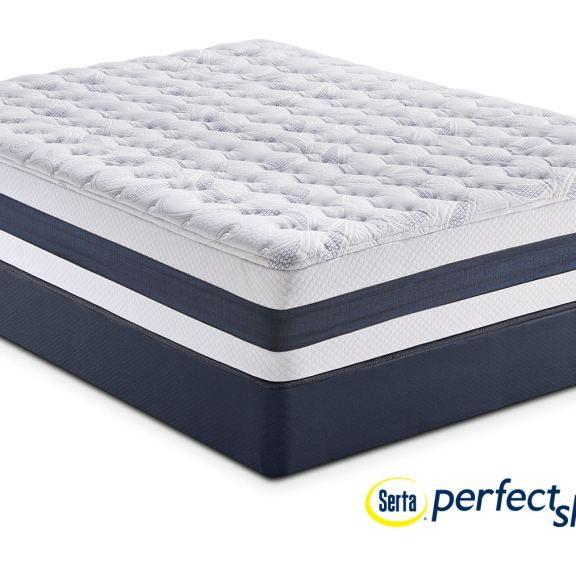 Was 1 249 98 Today 849 Carson Ridge Twin Mattress And Foundation Set By Perfect Sleeper