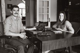 Brett and Kate McKay