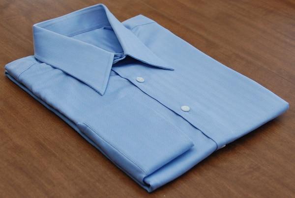 blue_herringbone_shirt_folded