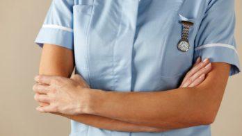 A nurse.