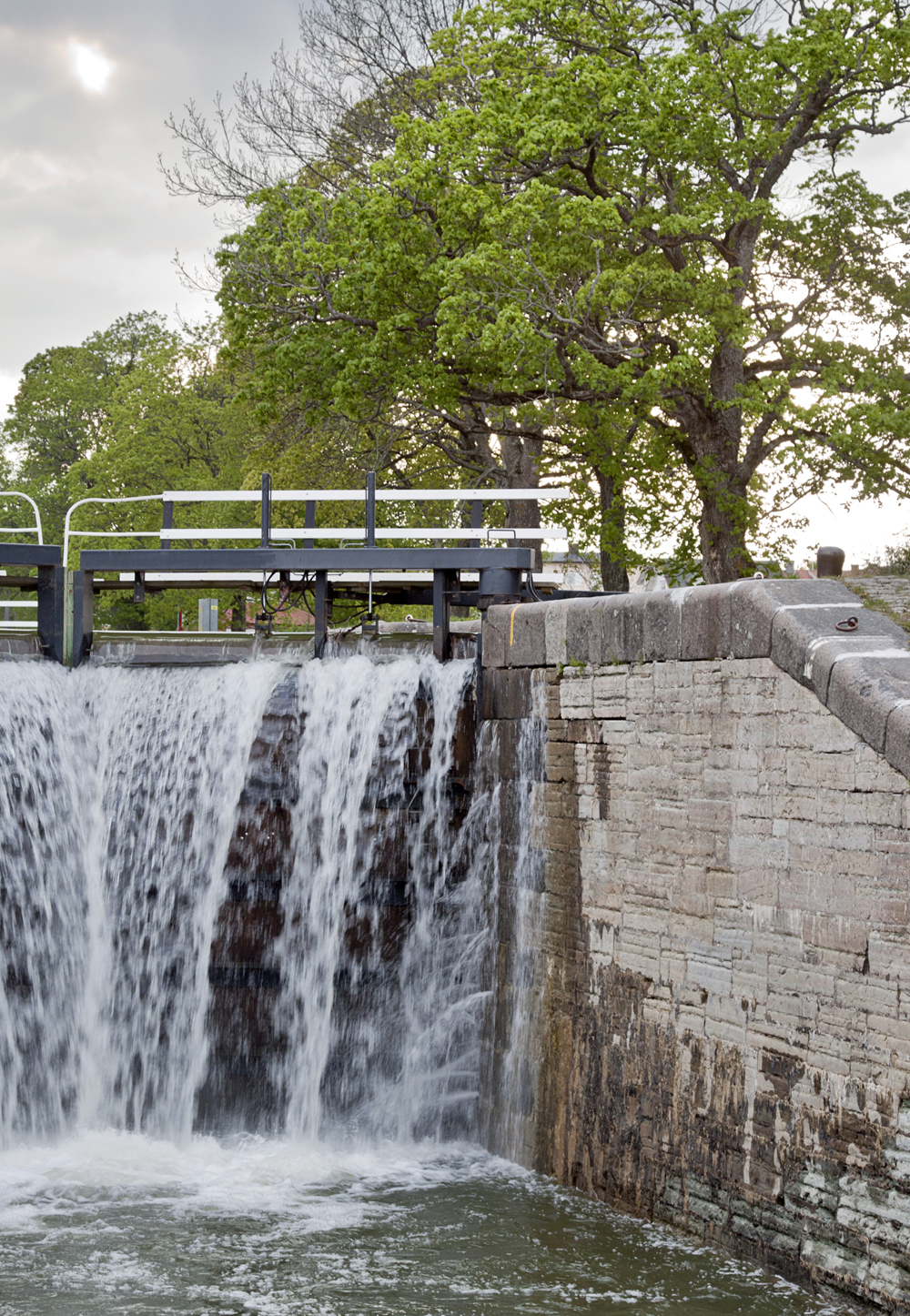 Gota Canal locks, Gothenburg. (Thinkstock/PA)  Actor Timothy West's top 5 favourite canal journeys in Europe – including Scots one 6fe55e49 a8b5 4e61 a95a 38a4f70663e1