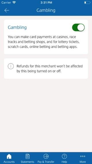 Barclays app