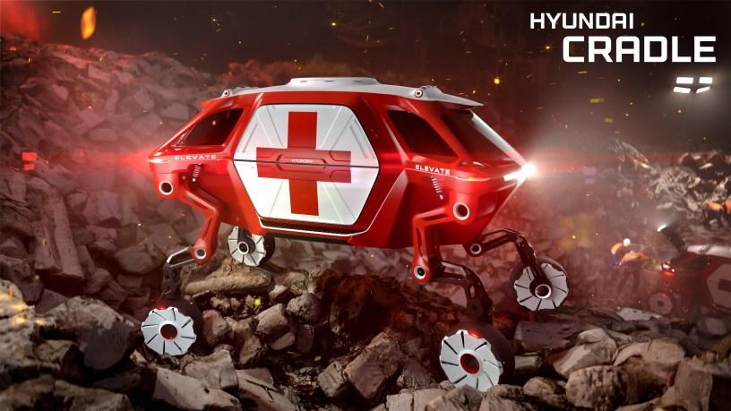 Hyundai's Elevate